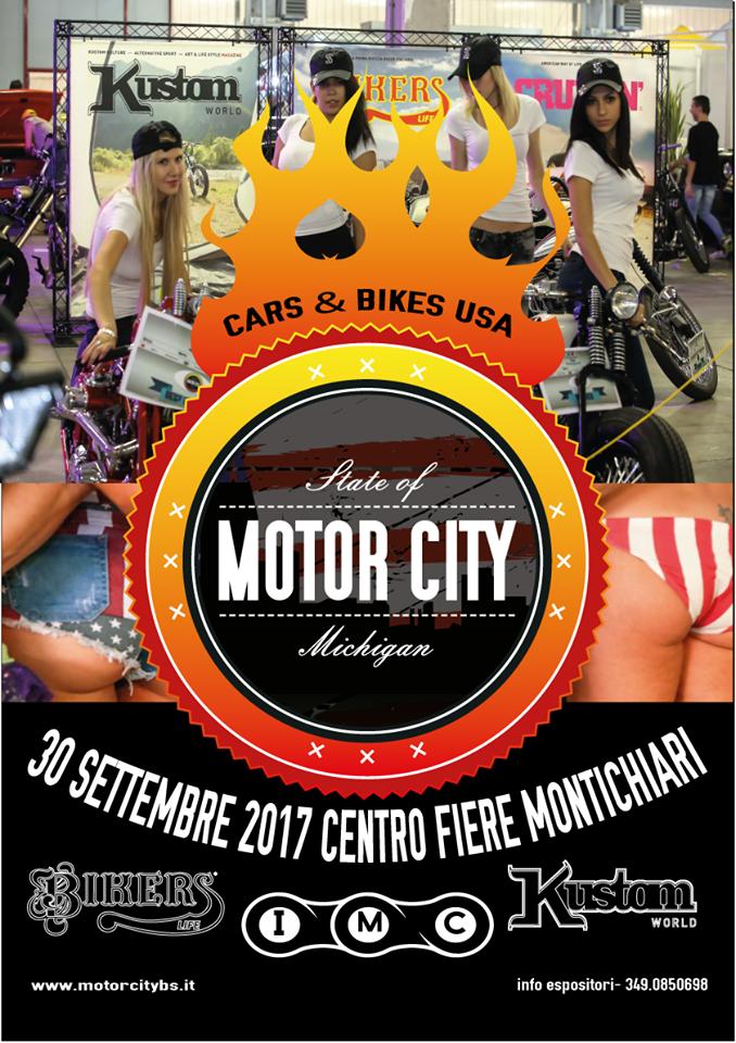 State Of Motor City Michigan Gallery Motorcycles Mirko